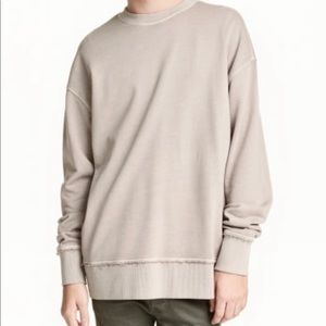 Oversized Men's Sweater H&M NWT